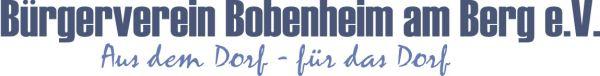 Bürgerverein Bobenheim am Berg